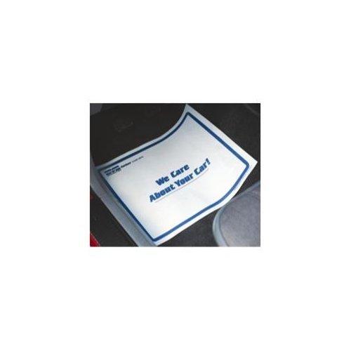 Amazoncom Marson 30203 Kwikee Disposable Paper Floor Mat Automotive