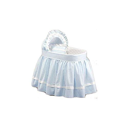 BabyDoll Sweet Petite Liner and Hood, Blue, 15''x 30''