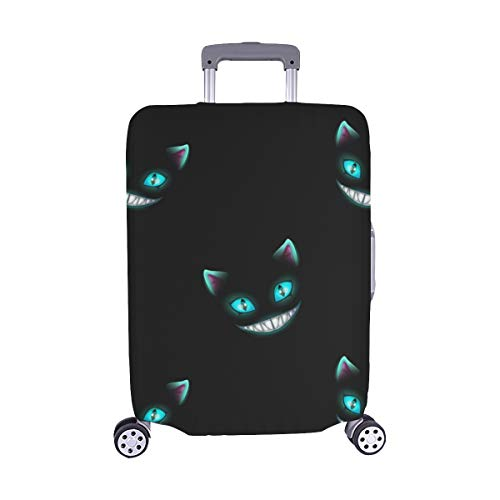 Delicate Cat Eyes Spandex Trolley Case Travel Luggage Protector Suitcase Cover 28.5 X 20.5 Inch(only Dust Cover)