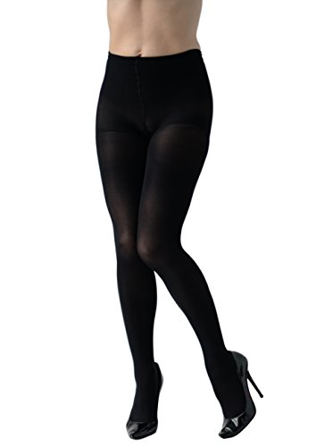 d29ba79cc15 Felicity Women s Black Opaque Tights