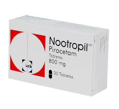 Nootropil 800 Mg 30tablet 1box Amazon Ca Electronics