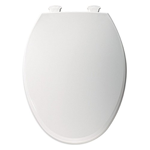 Galleon Bemis 1800ec000 Plastic Elongated Toilet Seat