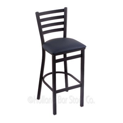 31ssZ76xQBL - Holland-Bar-Stool-Co-400-Jackie-25-Counter-Stool-with-Black-Wrinkle-Finish-Allante-Beechwood