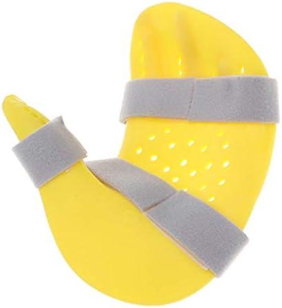 Finger Orthesen Griffbrett Fingertrainingsbrett Hand Handgelenkstütze Mit Gürtel - Links