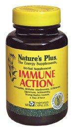Nature's Plus - Immune-Action - 120 (Plus Immune Formula 120 Capsules)