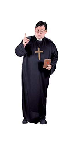 Priest Adult Costume Plus size -