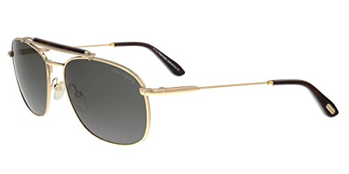 Tom Ford TF339-28N Gold / Brown - 2013 Mens Eyewear Tom Ford