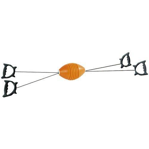 BABY-WALZ Boing-Ball-Spiel Kindersport, orange by Eduplay