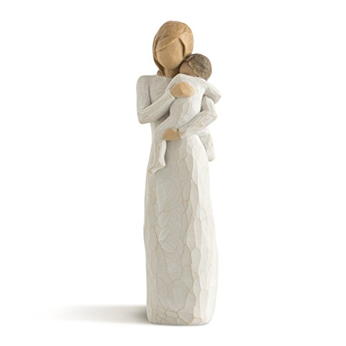 Figurine Heart (Willow Tree hand-painted sculpted figure, Child of my Heart)