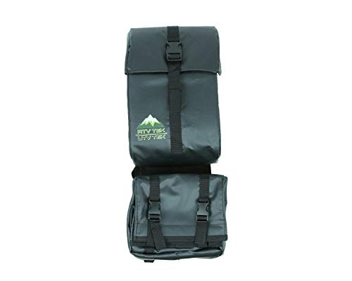 ATV Tek AFBLK Black ATV Fender Bag