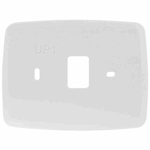 White Rodgers F61-2634 Wallplate for 90 and 80 Series Blue T