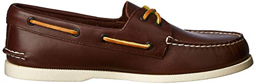 Sperry Men's A/O 2 Eye Boat Shoe,Brown,11.5 M US by SPERRY (Image #7)