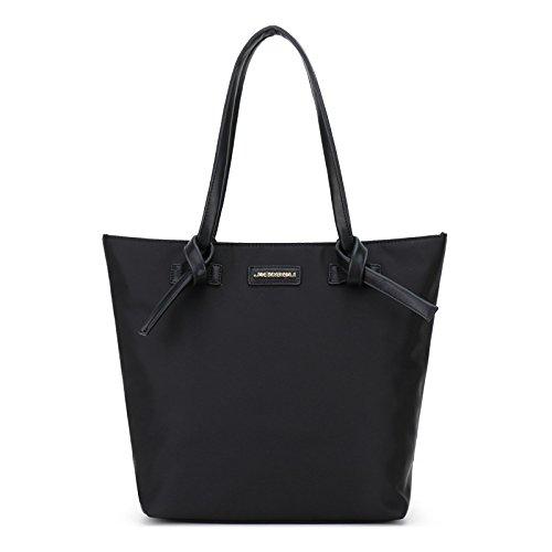 à Sauvage Ms Black Bag Main Lady PU Messenger Sacs JPFCAK Mode épaule txqZwYxp