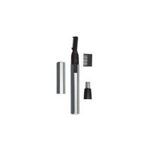 Wahl Mens Micro Groomsman Ear/Nose/Eyebrow/Mustache/Beard Trimmer Pen Shaper ()
