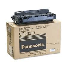 890 Uf Fax (Panasonic Genuine Brand Name, OEM UG3313 (UG-3313) Black Toner Cartridge (10K YLD) for Fax UF-550, UF-560, UF-770, UF-880, UF-885, UF-895, DF-1100, DX-1000, DX-2000 Printers)