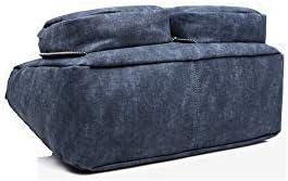 Abbacino BOWLING BAG con tracolla regolabile e removibile 80265-80 Extra Nylon 43x26x13 Blue