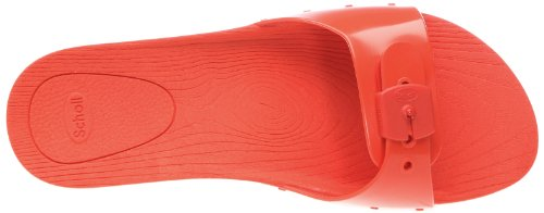 Pop rot 1051 Femme Scholl red Rosso Sandales vBxpUwIqd