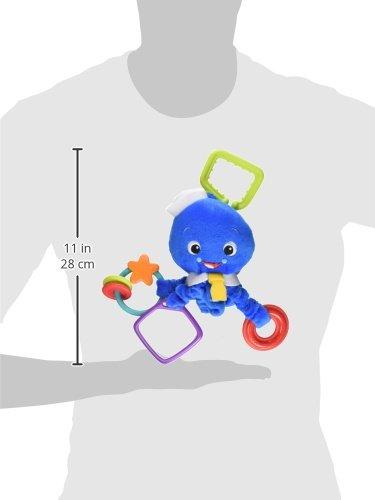 31st Lju7OL - Baby Einstein Activity Arms Toy, Octopus