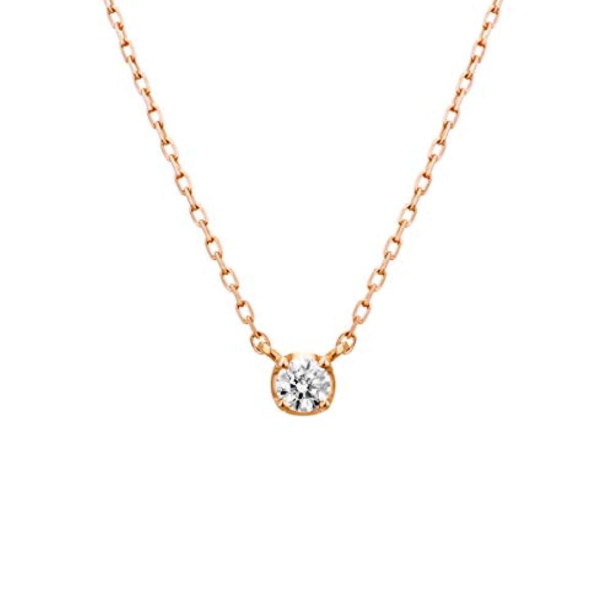 [해외] 4℃ 욘도씨 다이아몬드 K10 목걸이 111736123114