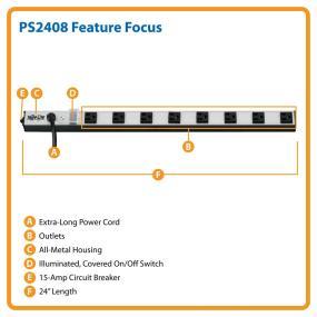 PS2408 Feature Focus