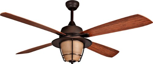 Craftmade MR56ESP4C1 Ceiling Fan with Blades Included, 56