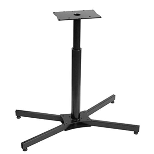 Floor Stand for Tennis Stringing Machine: Gamma Adjustable Stand for Converting Your Tabletop Progression II or X-Stringer Racquet String Machine into a Standing Model - Adjusts from 30 to 48 Inches
