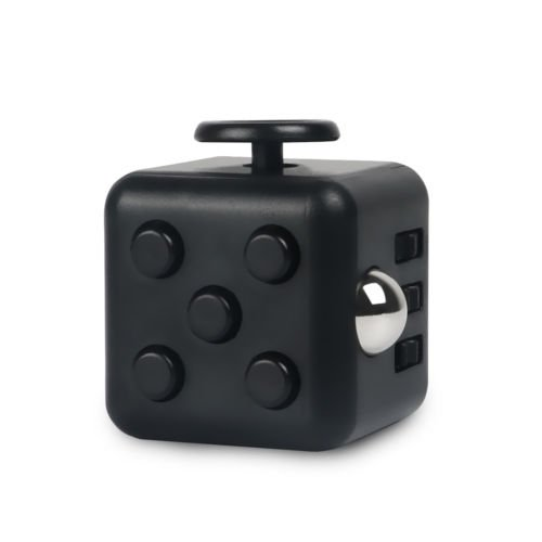 NEW 2016 FIDGET Stress Relief CUBE