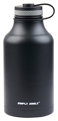 Simply Simily Growler Stainless Bottle