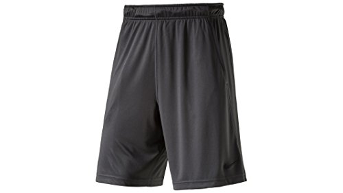Nike Elite Woven Shorts (Nike Men's Fly 9-Inch Shorts - Large - Anthracite/Black)