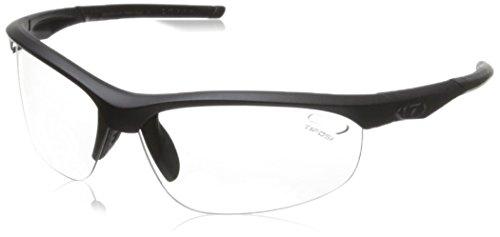 Tifosi Veloce 1040800137 Wrap Sunglasses, Matte Black, 68 - Sunglasses Reader Tifosi