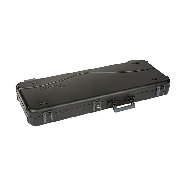 Deluxe Molded Case Strat/Tele Black