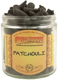 WILDBERRY 50 Incense Cones – Patchouli
