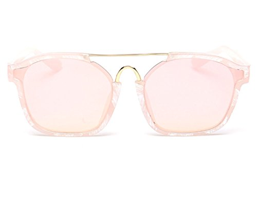 Heartisan Fashion Oversized Rimmed Sungrasses Sexy Eyewear UV Protection C7