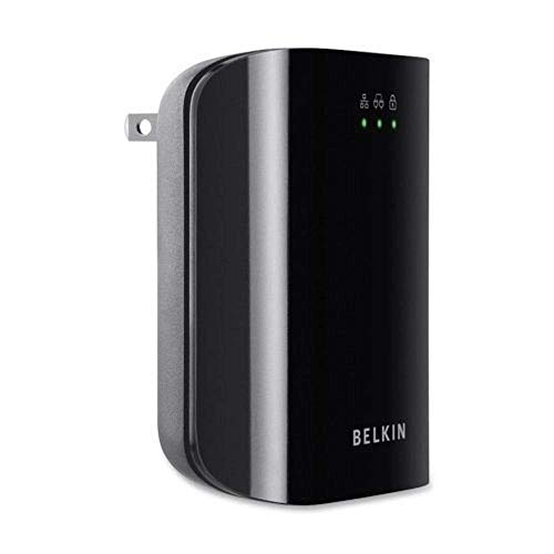 Belkin F5D4077 VideoLink Powerline Internet ()