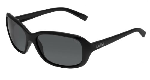 Bolle Molly Sunglasses Shiny Black, - Faces Oversized Small For Sunglasses