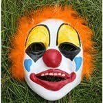 2014 Special Halloween Funny Clown Mask Cosplay Costumes