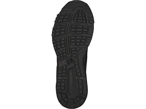 ASICS Men's GT-1000 7 Running Shoes, 10.5XW, Black/Phantom