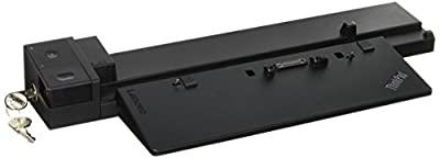 Lenovo USA Retail Sealed ThinkPad Workstation Dock With 230w Ac Adapter Included( 40A50230US ) For P50, P51, P70, P71 Models