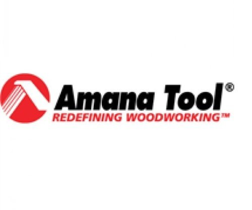 Amana 201075 7.5MM BRAD POINT R/H 57MM LONG by Amana ()