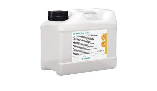 helimatic Rinse Neutral fluida transparente Lavavajillas 5 litros ...