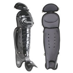 DLG-iX3 18.5'' Umpire Leg Guards (PR) by Diamond