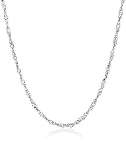 Stainless Steel 5mm Cuban Curb Chain Bracelet (Gold Plated) - 8