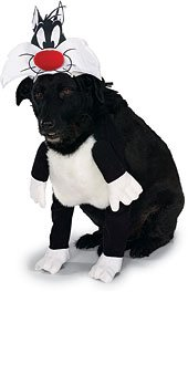 Rubie's Costume Co Sylvester Pet Costume, Large, Large