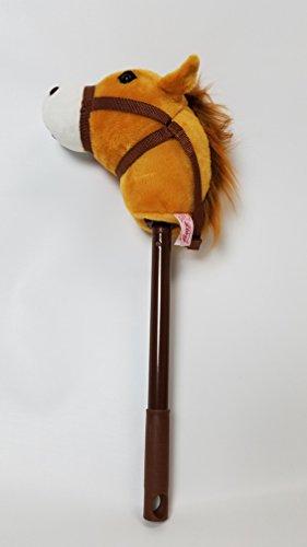 - Beyond Shop Horse Pony Stick Plush Animal with Sound 36