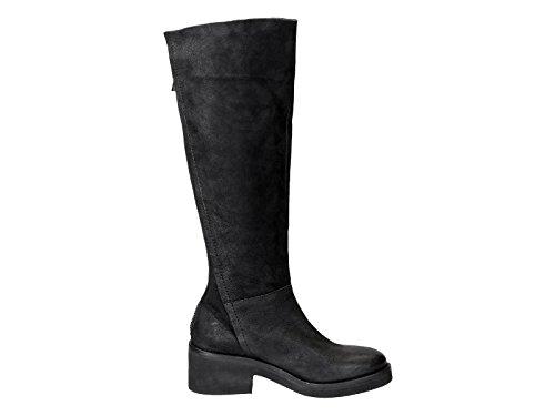Vic Matie Vrouwen 2m8128dm48m170101 Zwart Lederen Laarzen