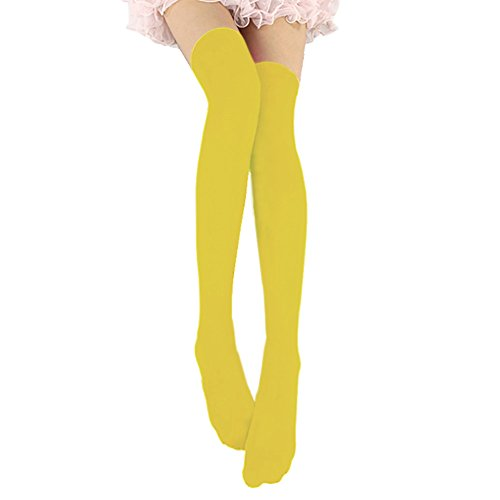 Used, ONEFIT Sexy Charming Girls Opaque Over Knee Thigh High for sale  Delivered anywhere in USA