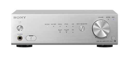 Sony UDA1 Hi Res System Audio
