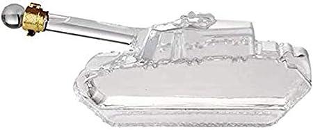 Rabbfay 1000Ml Personalizado Tanque Licorera, Mano Soplo Sin Plomo Cristal Vaso, Whisky Vaso Licorera, Creatividad Decorativo Vino Vaso Agua Botella,