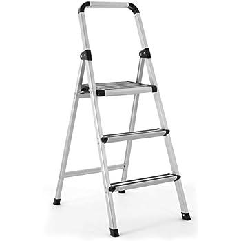 Core Studio Sl3hlight Slimline 3 Step Ladder Step Stools