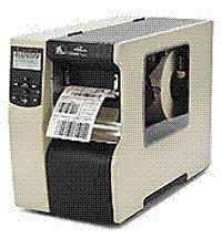110Xi4,300Dpi,10/100,Rew/Peel Zpl & Xml Rfid Ready (Part#: 113-801-00200 ) - NEW